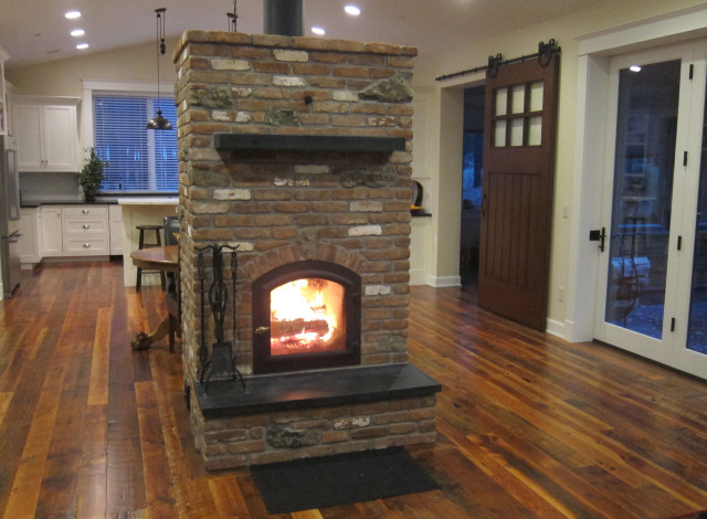 Masonry Heater in Bend, OR – Firespeaking