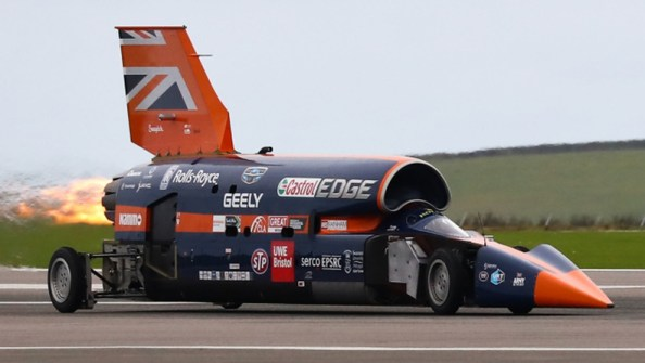 Bloodhound | Fastest Car in the World 2020