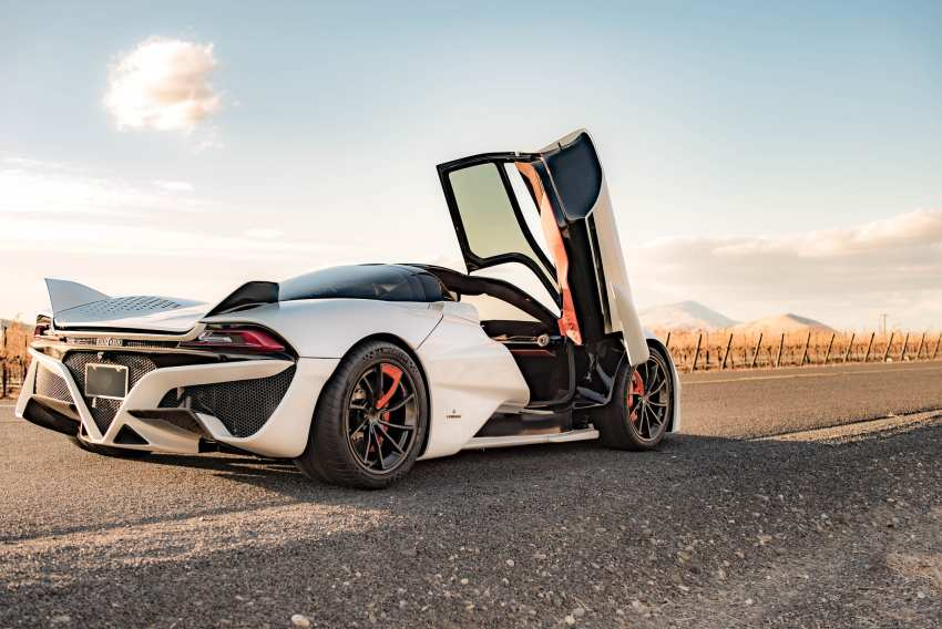 SSC Tuatara | Speed, Price, Records, and Specifications (2020)