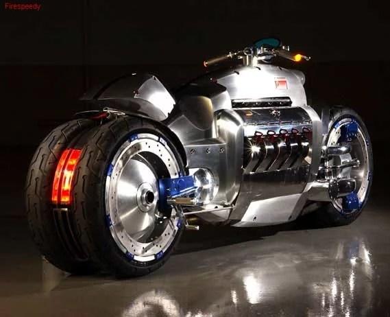 Dodge Tomahawk | Fastest bike in the world 420 mph (2020)