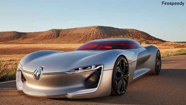 Renault Trezor  | Speed, Price, Performance, Specifications (2020)