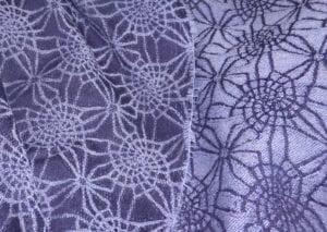 violet wool