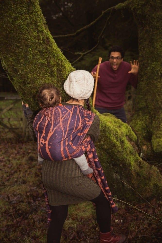 smallGrizedale Twilight Birch Trees-3