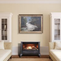 Best Gas Fireplace Inserts Reviews 2018 : Direct Vent Or