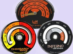 best wood stove thermometer