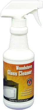Woodstove Glass Cleaner