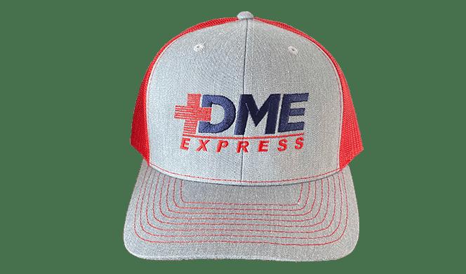 DME Express trucker cap