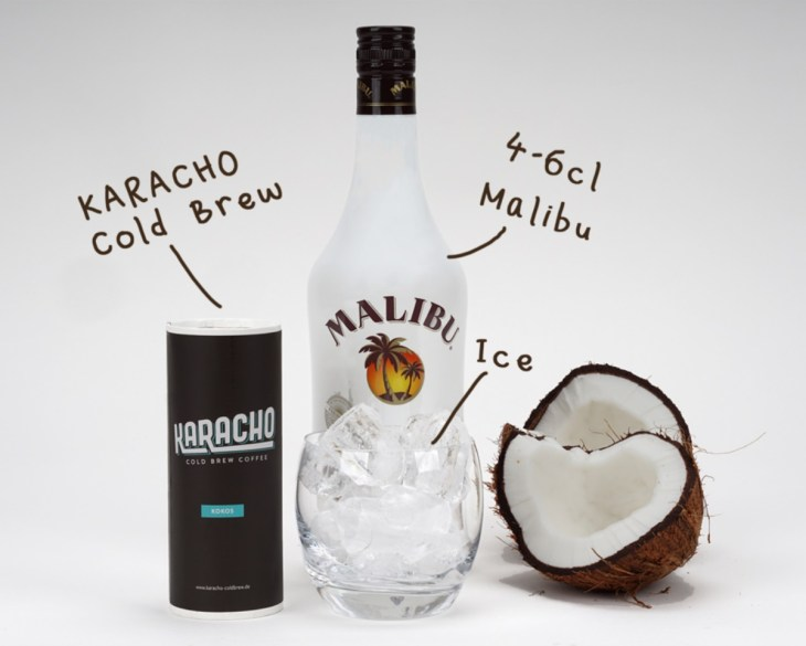 karacho x malibu