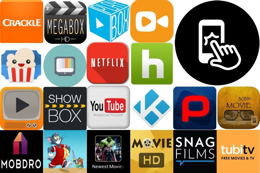 movie streaming apps for firestick