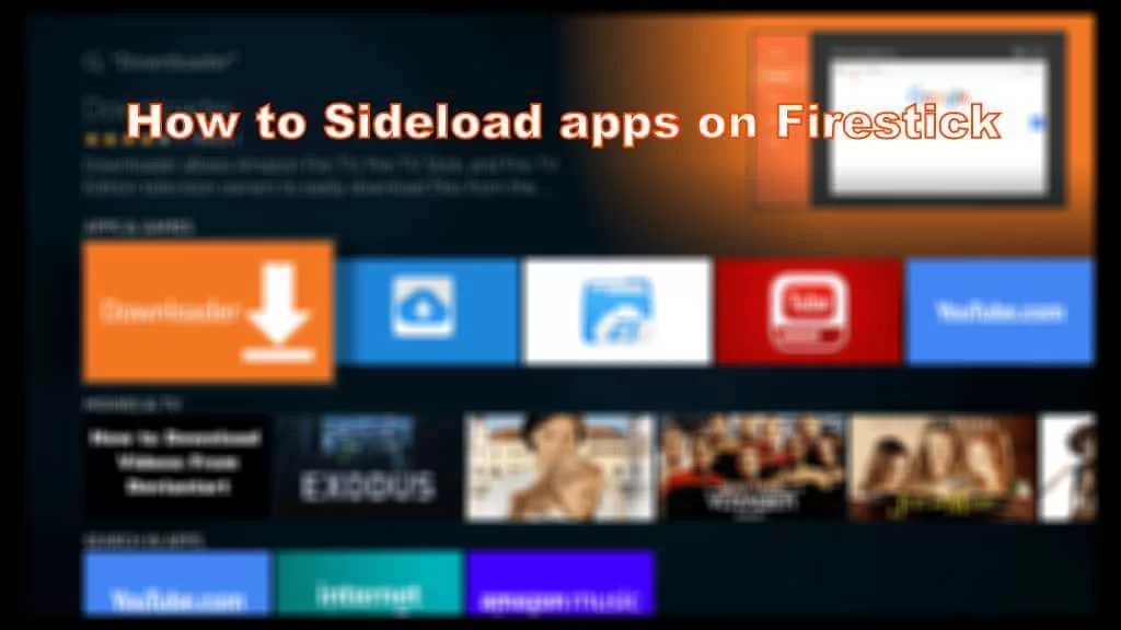 install apps on firestick