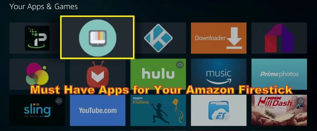 Top 10 Must Have Apps for Your Amazon Firestick in 2019
