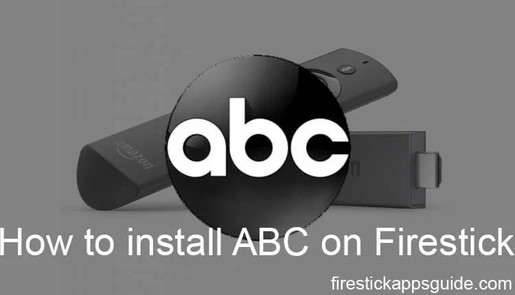 How to Install ABC app on Firestick / Fire TV [2019]