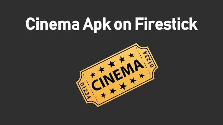 Cinema HD Apk on Firestick