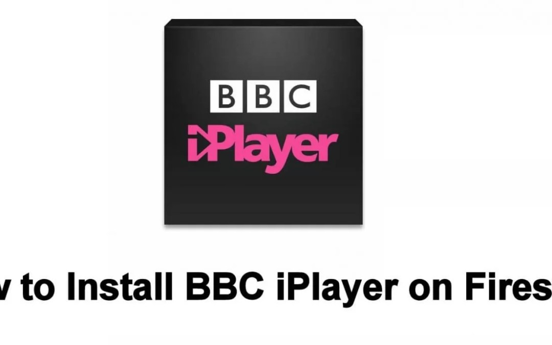 How to Install BBC iPlayer on Firestick / Fire TV