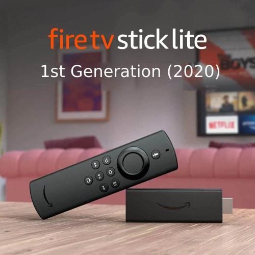 Fire TV Stick Lite - 1st Gen (2020)