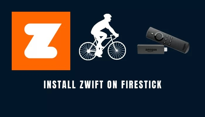 How to Install Zwift on Firestick / Fire TV Easily