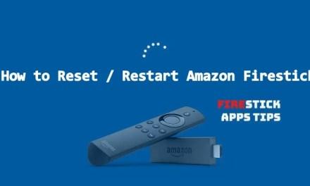 How To Reset Amazon Firestick / Fire TV Stick? [2019]