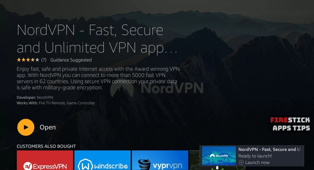How to Download and Install NordVPN on Firestick / Fire TV [2019
