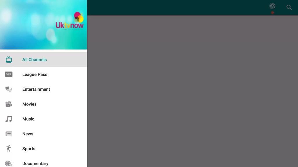 UktvNOW for Firestick using Downloader
