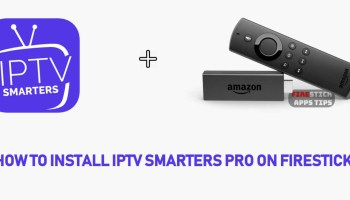 How to Install Smart IPTV On Firestick / Fire TV [2019