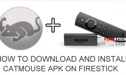 How to Download & Install Catmouse Apk on Firestick [2019]