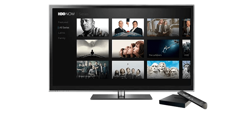 HBO Now on Fire TV