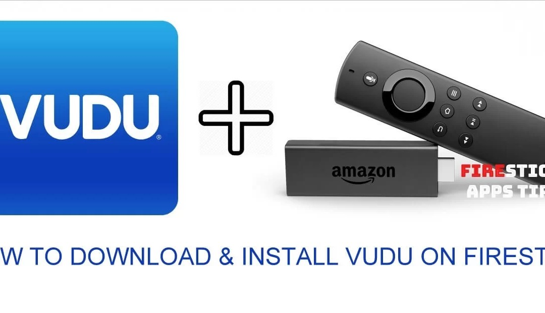 How to Download and Install Vudu on Firestick / Fire TV [2019]