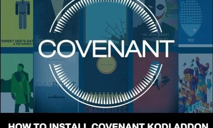 How to Install Covenant Kodi Addon on Firestick / Android TV Box