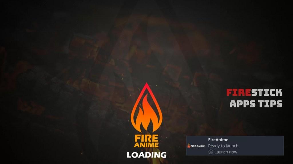 FireAnime Firestick App