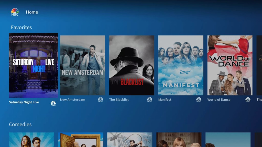 NBC App for Firestick