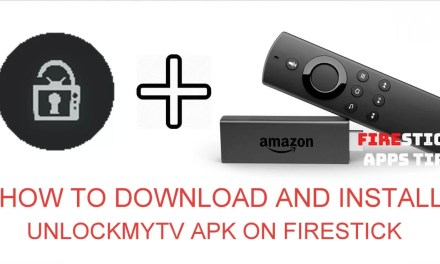 How to Download and Install UnlockMyTV Apk on Firestick [2019]