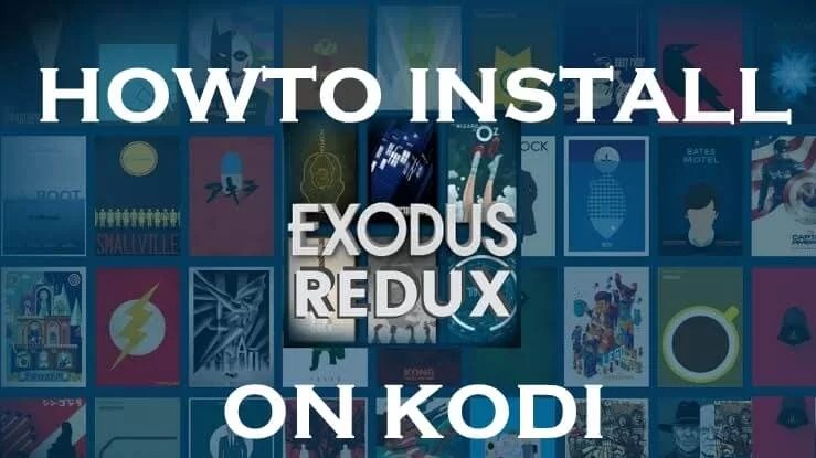 How to Install Exodus Redux Kodi Addon on Leia 18.4 / Firestick