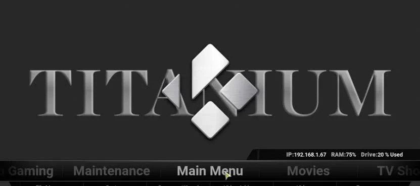 How to Install Titanium Build on Kodi [2020]