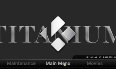 How to Install Titanium Build on Kodi [2020]