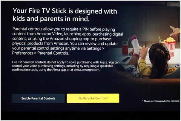 Firestick Controls
