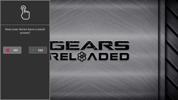 Select NO Gears TV Reloaded IPTV
