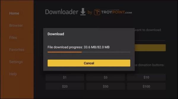 File Downloading - IPTV Smarters