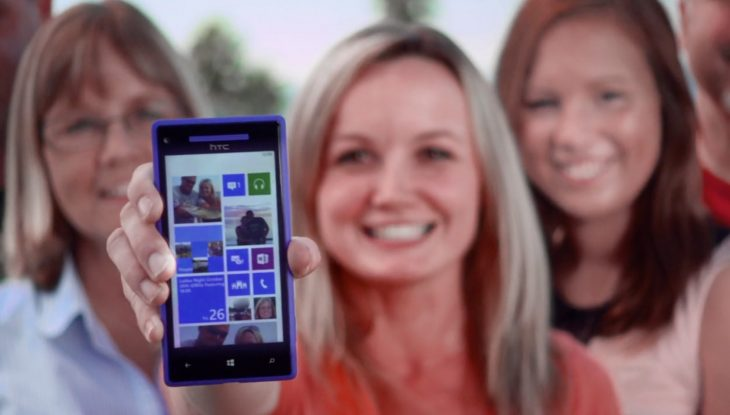 Microsoft Windows Phone Campaign—Meet Your Match