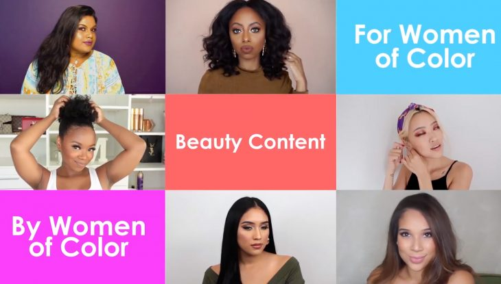 Reflect Beauty Awards—YouTube/IG influencer campaigns