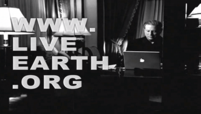 Live Earth Commercial—Al Gore