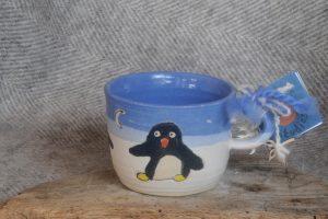 Firestone Studios Penguin Mug