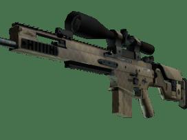 SCAR-20 Maillage sabreux