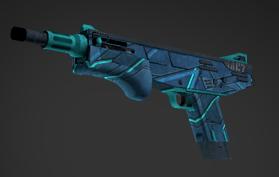 MAG-7 Cœur cobalt