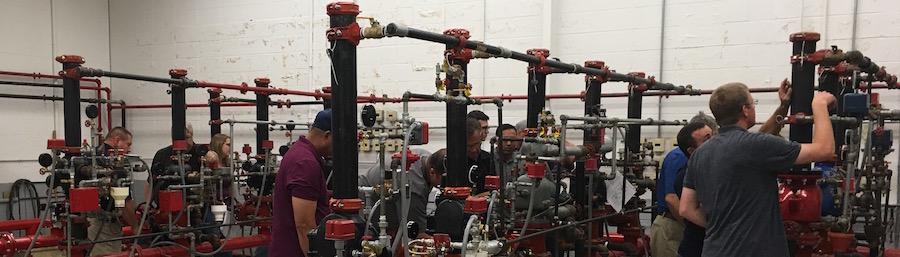 Fire Sprinkler Inspections Training