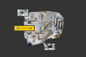 a 3d model of a building showing a virtual tour