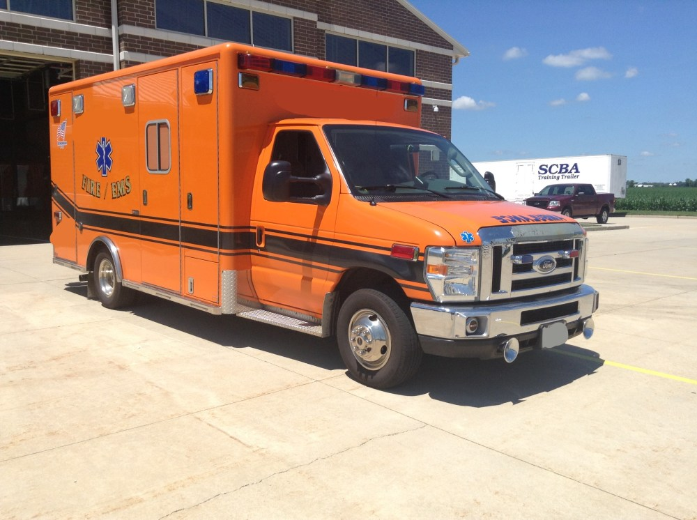medium resolution of  2008 horton ambulance 71676