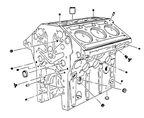 Cylinder Block Cleaning and Inspection