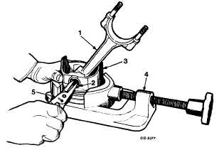 Fig. 81 Installing Second Bearing