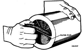 Fig. 7 Dry Type Air Cleaner Filter