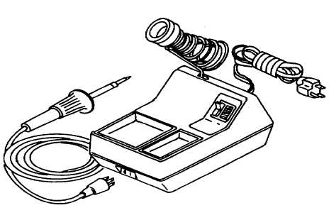 Figure 4-22. Electric Soldering Station
